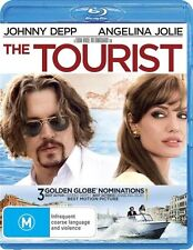 The Tourist (Blu-ray, 2011)