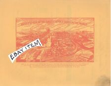 1925 EDWARD HINES LUMBER Chicago Buffalo New York TODD TEUFEL BENNET DEWEY ODOWD