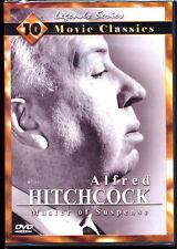 Alfred Hitchcock: Master of Suspense - 10 Movie Classics (2001)