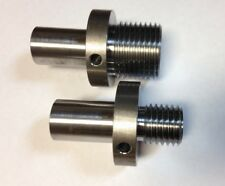 """Ornamental Lathe / Rose engine dome chuck with 1.00"""" collet stud"""