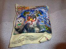 3 Bonus Starter Figures from Pokemon Sun Moon Dual Pack (Rowlet Litten Popplio)