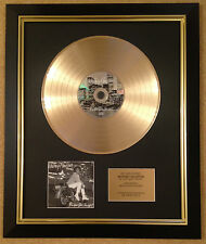 Whitney Houston / Ltd Edition CD Gold Disc / Record / I'M Your Baby Tonight
