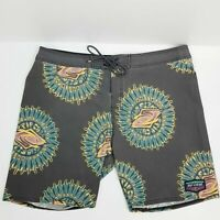 RIP CURL Mens Size 38 Mirage Print Board Shorts