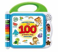 LeapFrog Learning Friends 100 Words Book - Bilingual English/French (CA...