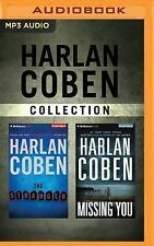 Harlan Coben - Collection: The Stranger & Missing You (MP3)