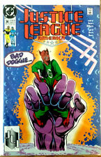 Justice League America #36 Keith Giffen (DC 1990)