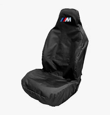 BMW M-TECH / M SPORT Car Bucket Recaro Seat Cover Protector / Fits BMW M1
