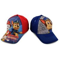 Nickelodeon 2 Pack Kids baseball Hat for Boys Ages 2-7, Paw Patrol cap