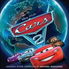 Cars 2 [Original Motion Picture Soundtrack] by Michael Giacchino (CD, Jun-2011,