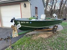 Used 14 foot Starcraft Fishing Boat