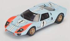 Spark 1:18 PRE-ORDER 1966 Ford GT40 MKII #1 Ken Miles-Hulme 24Hr Le Mans LE MIB