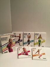 Dream Body Cardio Series Darby Brender Fusion Fitness 5 Dvd Set Exercise