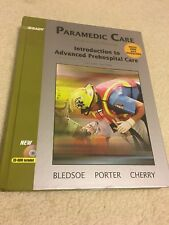 The Introduction to Advanced Prehospital Care Vol. 1 by Robert S. Porter, Bryan