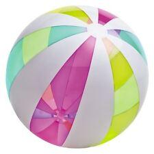 "Intex 42"" Jumbo Inflatable Summer Holiday Swimming Pool Beach Ball Float Toys"