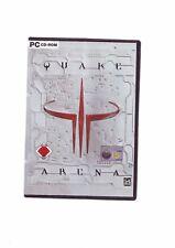 Quake III Arena 3 FPS Tirador Juego de PC-rápido post-Completo con Manual