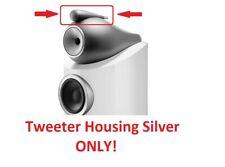 Bowers & Wilkins B&W 800 D3, 802 D3, B&W HTM1 D3 Tweeter Housing Silver ZZ29580
