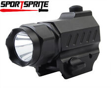Tactical Flashlight CREE XP-G R5 2 Mode 320 Lumens LED Light Weapon Accesssaries