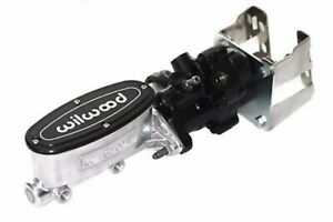 67-69 Chevy Camaro /Pontiac Firebird Hydroboost Polished Wilwood Master Cylinder