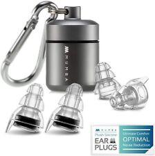 Mumba Reusable Music Ear Plugs 24db Advanced Filter Tech Ear Protection 2 Pack