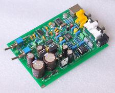 Z  WM8740 + DIR9001 DAC Board Support coaxial and USB input