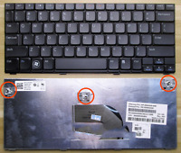 Genuine Keyboard for Dell Inspiron Mini 10 1012 1014 1018 P04T P01T Laptop V3272