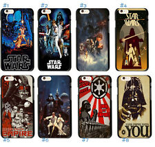 Star Wars A New Hope Vintage Design Soft TPU Case Cover For iphone X 6S 7 8 Plus