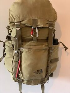 North Face Military Style BackPack.Rare