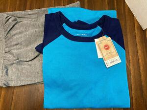 Urban Pipeline Boys pajama set size XL (18 - 20) blue and gray