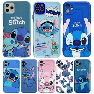 For Apple IPhone 12 Pro 8plus XS MAXCartoon Lilo and Stitch Cover case cover