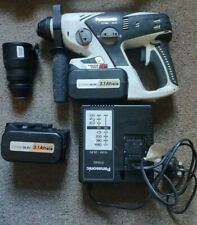 Panasonic EY7880 Cordless SDS+Rotary Hammer Drill 28.8V 2xBatteries 3.1Ah EY9L81