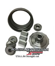 TSI Powerglide Transmission 1.80 Straight Cut Gears 9310 Material