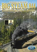 Big Steam 844: Union Pacific Western Heritage Tour To California Donner Pass DVD