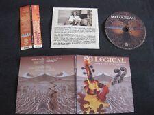 ROGER HODGSON (Supertramp), So Logical, Live 2014, CD Mini LP, EOS-337