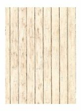 Country FK3895 Bead Board Wallpaper FK3895 , Whitewash  FREE shipping
