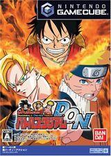 GameCube GC Naruto Battle Stadium D.O.N Import Japan