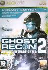 Tom Clancy's Ghost Recon Advanced Warfighter 2 -- Legacy Edition (Microsoft Xbox 360, 2008) - European Version
