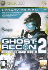 Tom Clancy's Ghost Recon Advanced Warfighter 2 Legacy Edition Xbox 360 PAL UK
