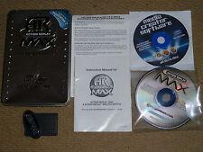 Azione REPLAY MAX-SONY PLAYSTATION 2 PS2 + Scheda di memoria 8 MB disco di sistema Baro