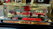 Code 3 Aerial Ladder Truck Fire Department Nyfd Diecast Collectible 1998