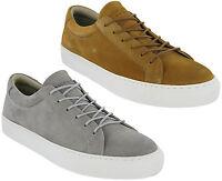 Jack & Jones Galaxy Trainers Mens Suede Leather Lace Up Pumps Shoes UK7-12
