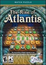 The Rise of Atlantis PC CD adventure quest match ancient symbols puzzle game!