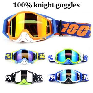 Motorcycle Racing Goggles Motocross MX MTB ATV UTV Dirt Bike Off-road Eyewear AU