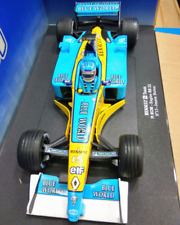 RENAULT F1 Team Racing Car Diecast Model 1 18 Universal Hobbies