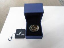 Swarovski 1024547 Chic Mocca Ring Sz 6.75 w/ Box & Certificate