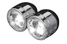 Doppel-Scheinwerfer Honda CB 600/CX 500 CBX 1000 NTV 650, chromed twin headlight