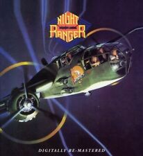 NIGHT RANGER - 7 WISHES/REM.  CD NEW!