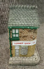 CORONATION STREET TV CORNER SHOP ORNAMENT COLLECTOR PIECE
