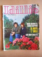 IDILLIO n°172 1977  Rivista Fotoromanzi  [C68] DISCRETO
