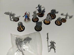 Wrath Of Kings House Shael Han army lot#1 RBGH