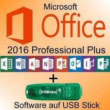 Microsoft Office 2016 Professional mit DVD